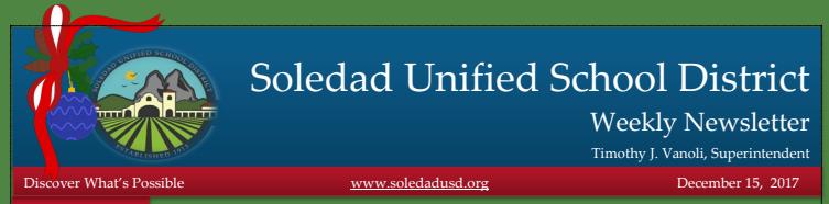 Soledad Unified School District