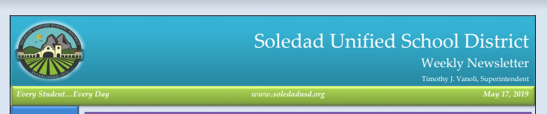Soledad Unified School District