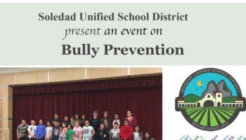 Michael Prichard- Bully Prevention