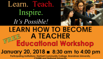 Learn How to Become a Teacher!
